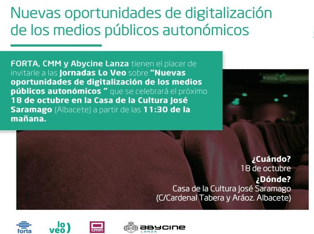 Albacete acoge una jornada sobre nuevas oportunidades de digitalización de los medios públicos autonómicos
