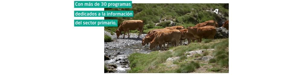 Más de 30 programas de las autonómicas muestran la realidad del campo