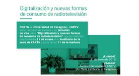 Jornada sobre digitalización y nuevas formas de consumo de radiotelevisión