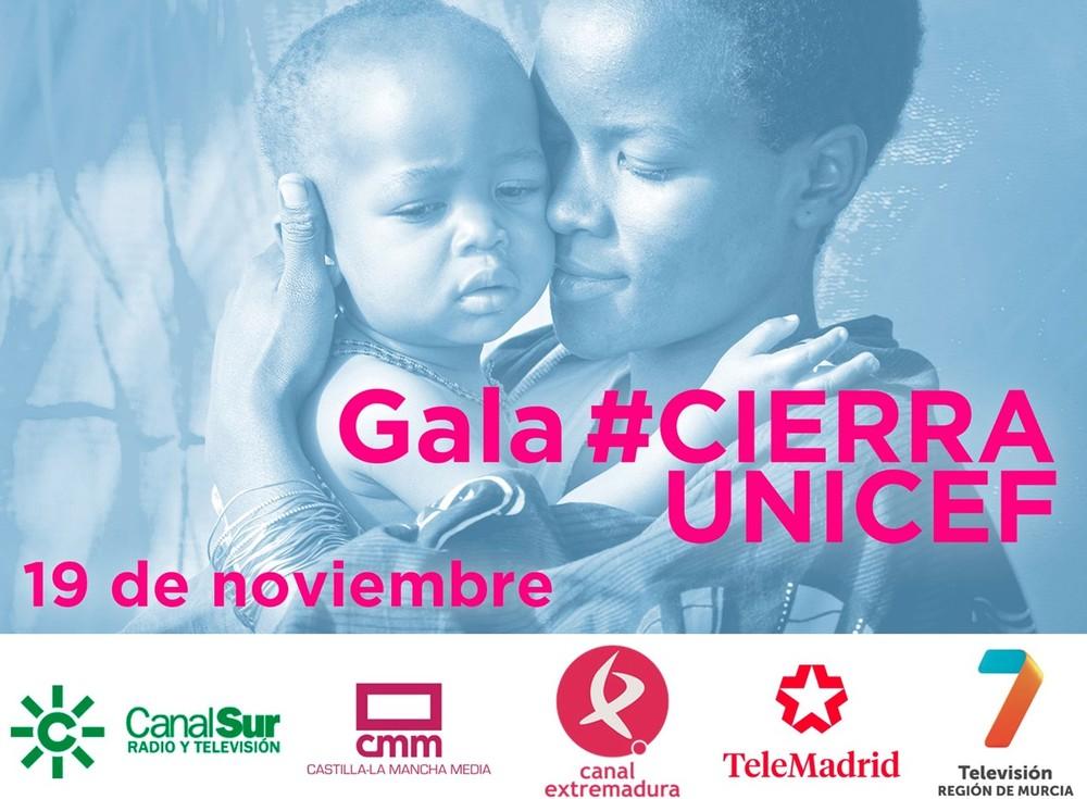 Las Autonómicas recaudan más de 200.000 euros para la campaña #CierraUnicef