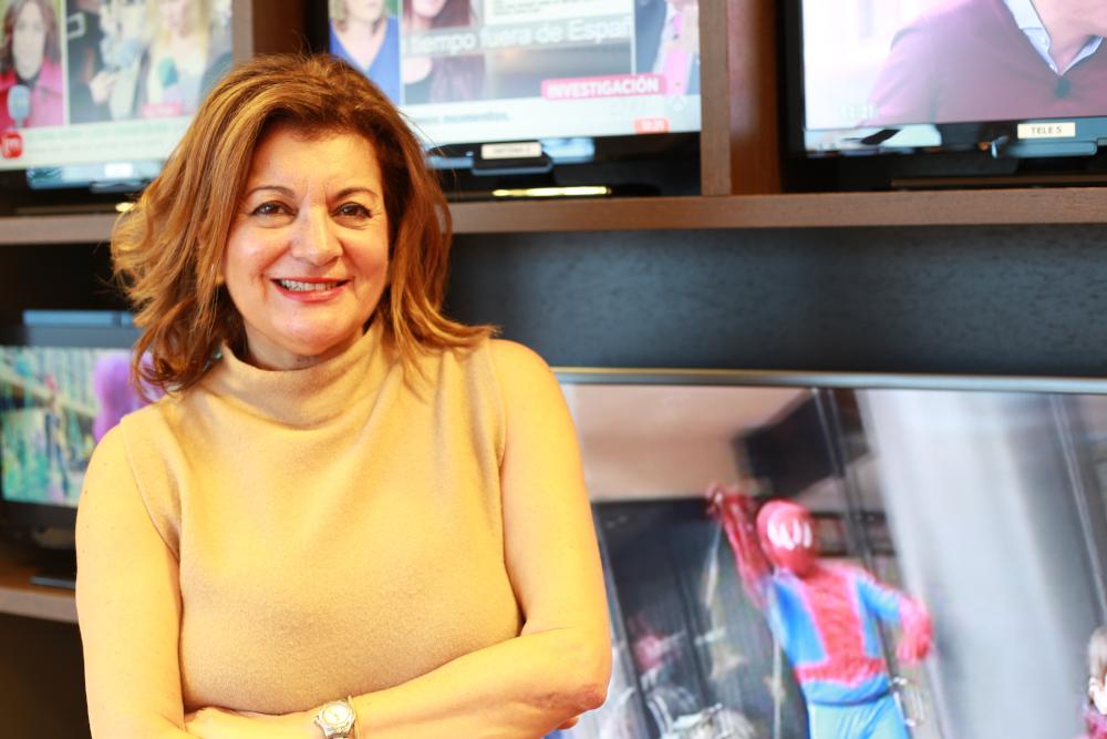 ENTREVISTA CARMEN AMORES, Presidenta de FORTA