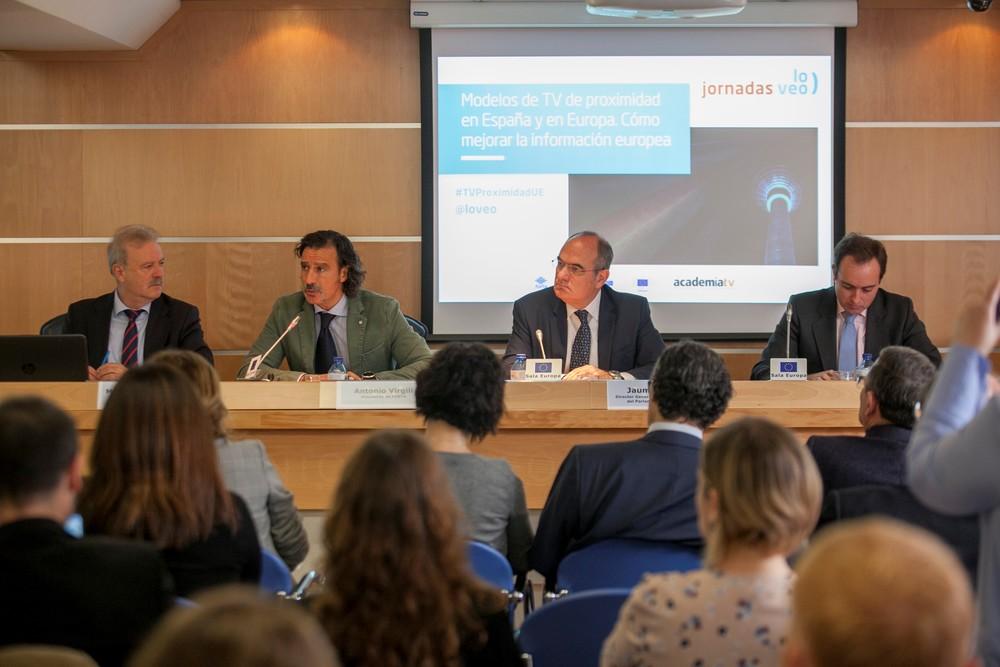 La TV pública de proximidad, modelo de referencia para la información ciudadana en la UE