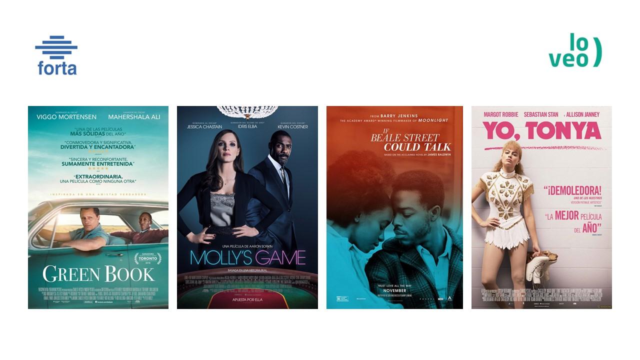 Las autonómicas de FORTA emitirán 19 estrenos cinematográficos tras firmar un acuerdo con E-One