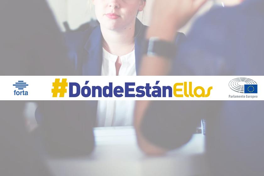 FORTA se adhiere al manifiesto por la igualdad #DóndeEstánEllas del Parlamento Europeo en España
