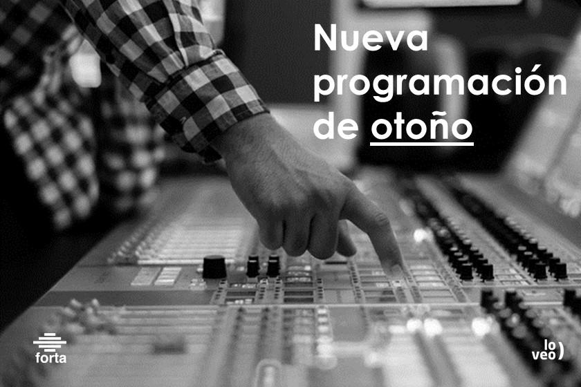 Las novedades y estrenos de la programación de otoño de las cadenas de la FORTA no dejarán indiferente a nadie