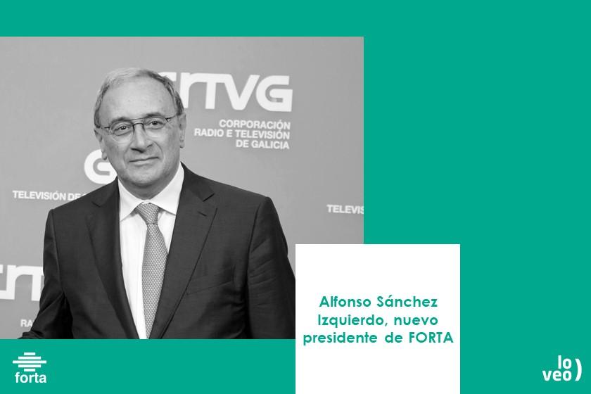 Alfonso Sánchez Izquierdo, nuevo presidente de FORTA