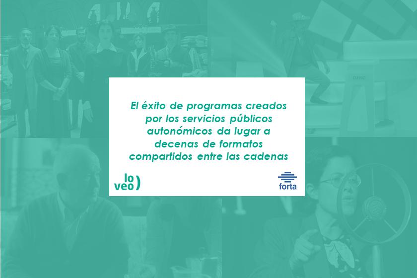 Los medios públicos autonómicos potencian la creatividad e innovación en la industria audiovisual